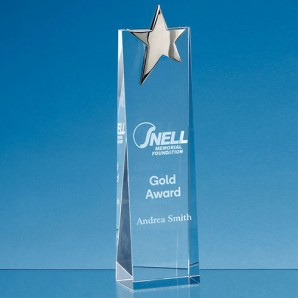 Personalised Gold Star Award - Image 1