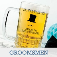 Gifts For The Grooms Party
