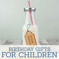 Birthday Gifts For Children