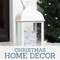 Christmas Home Decor Gifts